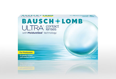 Bausch+Lomb Ultra<sup>®</sup> for Presbyopia